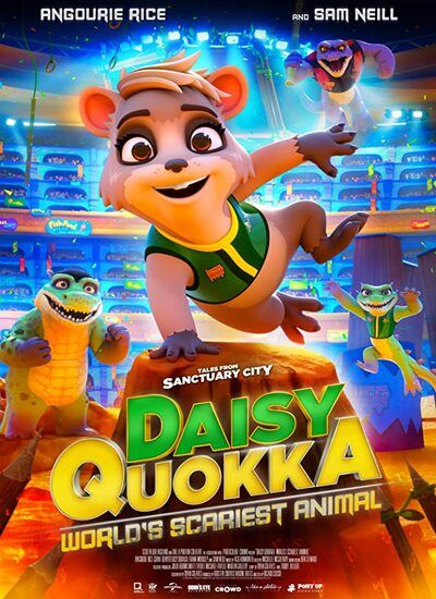 دانلود انیمیشن دیزی کوئوکا Daisy Quokka: Worlds Scariest Animal 2021