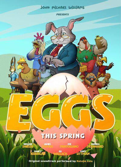 دانلود انیمیشن تخم مرغ ها Eggs 2021