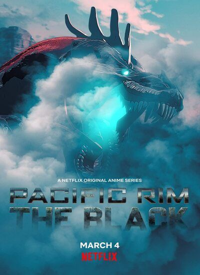 دانلود انیمیشن حاشیه اقیانوس آرام: سیاه Pacific Rim: The Black 2021 با دوبله فارسی