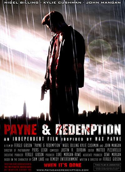 دانلود فیلم پین و رستگاری Payne & Redemption 2022