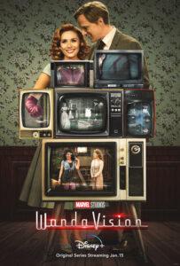 دانلود مینی سریال واندا ویژن WandaVision 2021 ❤️ با زیرنویس فارسی – کاران مووی