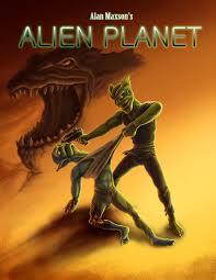 دانلود فیلم سیاره بیگانه Alien Planet 2022