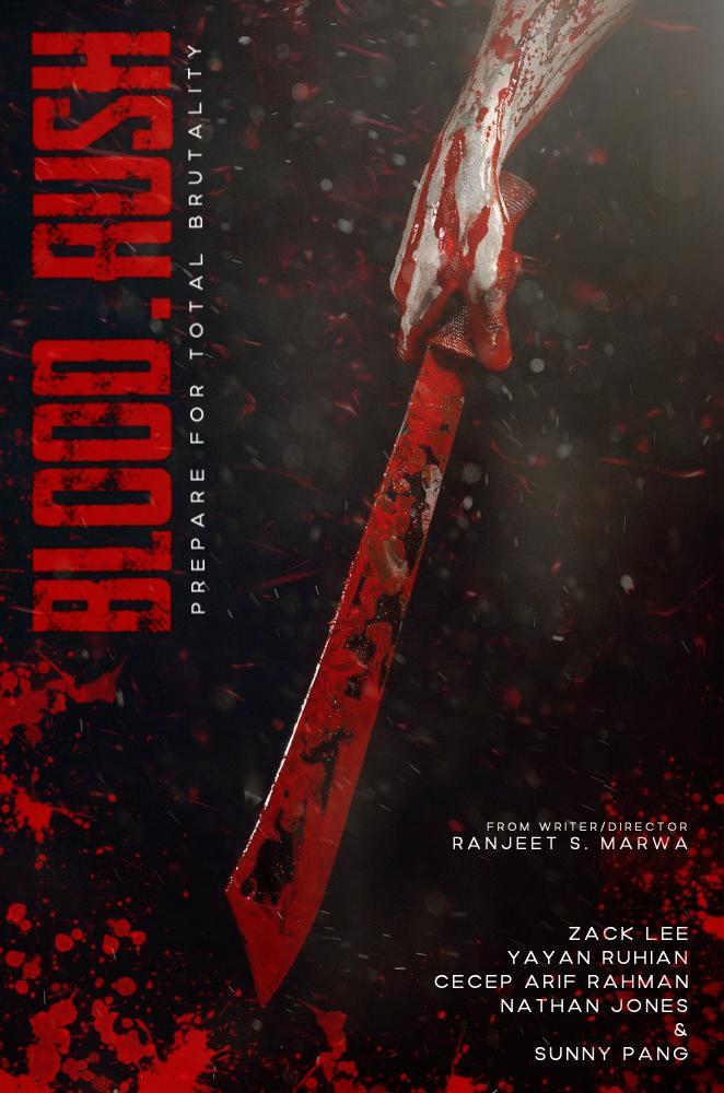 دانلود فیلم Blood Rush 2022