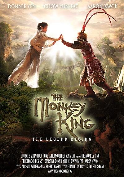 دانلود فیلم The Monkey King The Legend Begins 2022