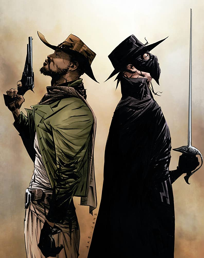 دانلود فیلم جنگو / زورو Django/Zorro 2022